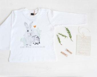 Long sleeve Organic Cotton shirt