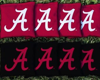 Alabama Crimson Tide Cornhole Bag Set