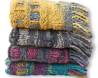 Plaid en laine
