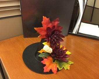 Fall Festive Desk Decoration