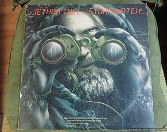Jethro Tull StormWatch Vintage Vinyl Record