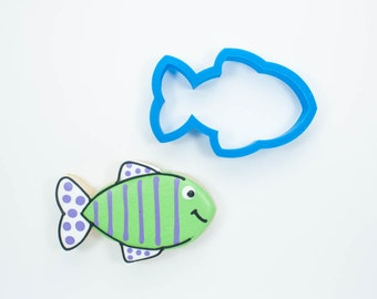 Chubby Fish Cookie Cutter