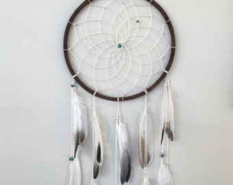 Large boho dream catcher