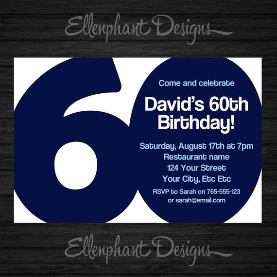60th Birthday Invitation 60 Adult Sixty Also Suit 30th. Working Flow Chart Template. Pumpkin Carving Themes. Simple Birth Plan Template. Missionary Prayer Card Template. Macro Meal Planner Template. Cute Halloween Backgrounds. Merry Christmas Template. Harvard University Graduate School Of Design