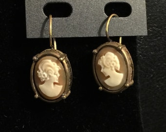 Extasia Classic Mourning Earrings.  Very Nice!