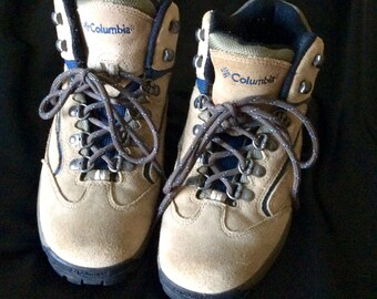 Columbia Hiking Boots, Women's Hiking Boots, Suede Hiking Boots, Columbia Boots