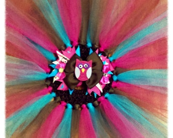 Owl tutu set