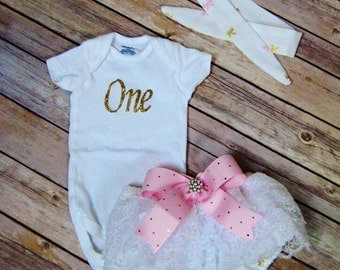 Cake smash outfit girl, cake smash outfit, smash cake outfit, ruffled diaper cover, baby shower gift, personalized