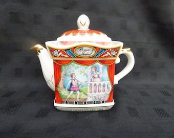 Sadler Novelty Teapot, Romeo & Juliet, Shakespear Collection,
