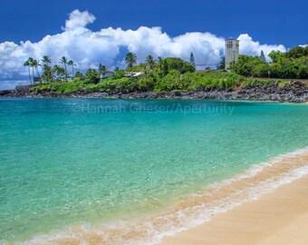 Waimeia Bay, Oahu, Hawaii: Fine Art Photography