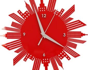 Orologio - New York Wall Clock