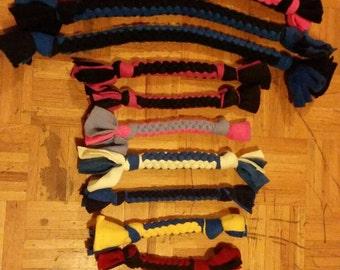 Dog toys, rope TUG, polar, resistant, solid. Format: small, medium, large.