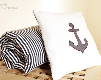 IN STOCK - Sailor theme - children room decoration baby pillow