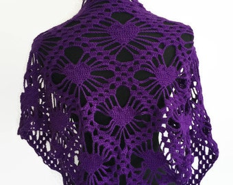 The 'I will promise to love you...' Scarf/Shawl