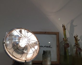 Table Lamp [Restored]