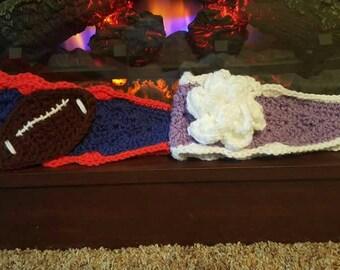 Ear warmer / headband custom crochet