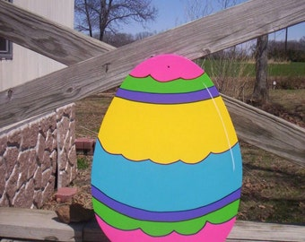 Easter Egg Designs 16 through 20  Yard Art Lawn Decoration 20 Different Designs To Choose From