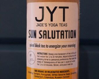 Organic Sun Salutation Tea