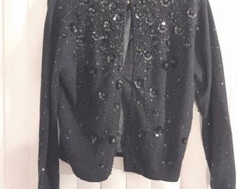Sequin Gray sweater