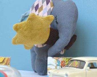 DIY kit toy & Baby Rattle - Fanti and sapling
