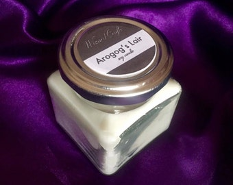 Aragog's Lair - Citronella Scented Soy Candle