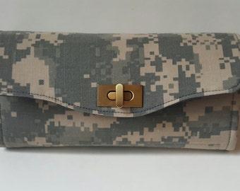 Custom Military NCW Wallet