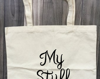 My Stuff Tote/My Stuff Canvas Bag/Canvas Bag/Canvas Tote/Tote/Bag/Canvas/Customizable Totes/Customizable bags/Customizable Canvas Bags