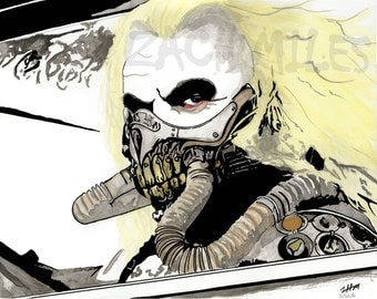 Immortan Joe PRINT