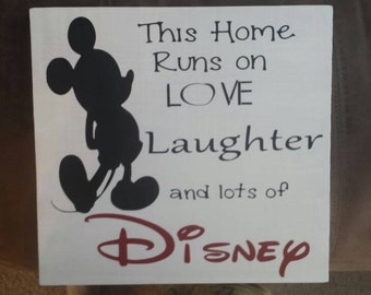 This Home Runs On... Disney
