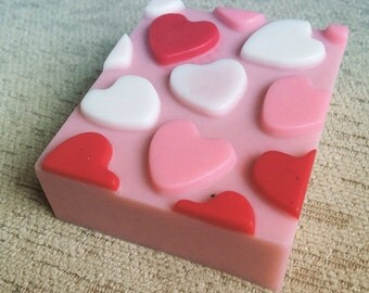 "Handmade soap ""Fall in Love"""