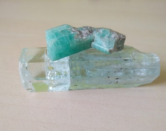 Terminated Emerald Crystal