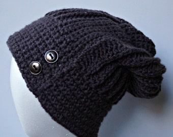 Maribel Super Slouchy Crochet Hat