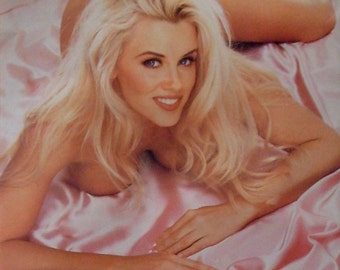 Jenny McCarthy 23x35 Playboy Playmate Of The Year Poster 1995