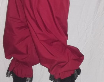 custom color pantaloons