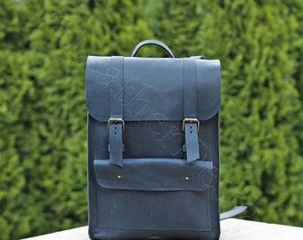 Leather backpack men, backpack women , laptop  backpack, Vintage  leather backpack, leather backpack,  leather rucksack, leather bag