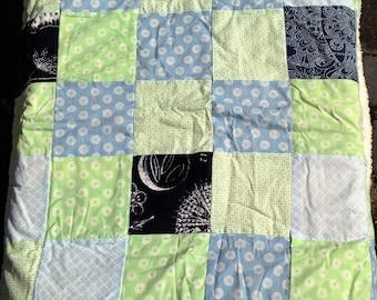 Baby blanket - baby blanket