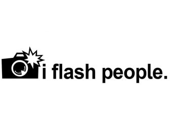 DECAL SERPENT (SP-499) I Flash People Funny Camera Photographer Vinyl Car Decal