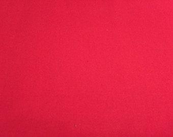 KONA COTTON, Rich RED, Cotton