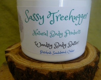 Woodsy Body Butter