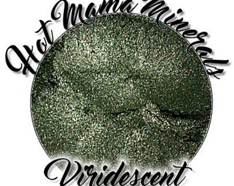Viridescent Eye Candy Mineral Eyeshadow Vegan
