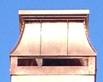 Royale Copper Chimney Cap* by ClassicCopper.com