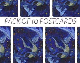Iroquois Myth Postcard Pack