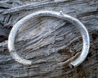 Wisteria Cuff Bracelet