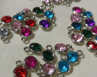 Drop Charm Pendants