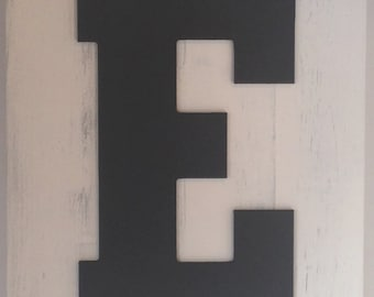 Handmade Letter Sign - Fully Custom