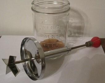 Reduced! Antique Nut Chopper, Nut Chopper, Antique Food Chopper