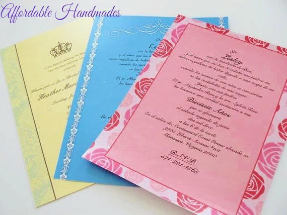 Diy Scroll Wedding Invitations: Items Similar To DIY Scroll Invitation In A Tube