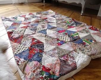 patchwork blanket *made to order*