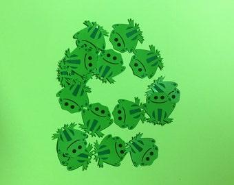 Frog Confetti