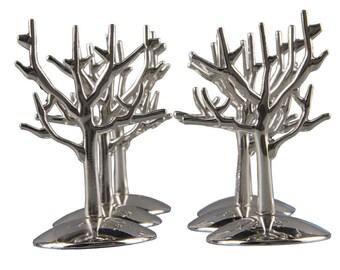 Miniature Tree Place Card Holders ... set of 6